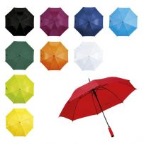 "Classic Colourful 37"" Automatic Umbrellas"